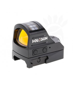 Прицел коллиматорный Holosun OpenReflex micro открытый, точка 2МОА, подсветка 12 (+NV), RED