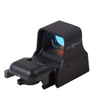 коллиматор Sightmark панорамный, быстросъемный, на Weaver, 4 марки