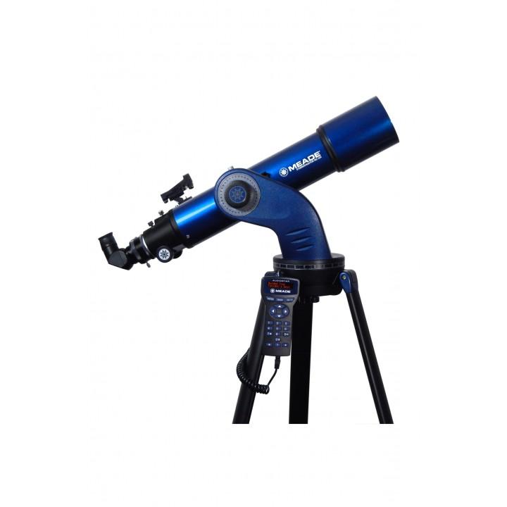 Телескоп MEADE StarNavigator NG 102 мм (рефрактор с пультом AudioStar)