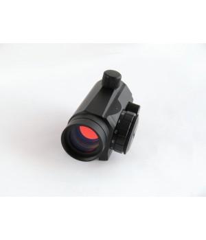 Прицел коллиматорный Target Optic 1х22, на Weaver, красная точка