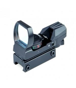 Прицел коллиматорный Target Optic 1x33, сменная марка, на призму 11мм