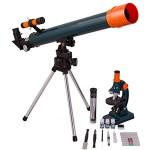 Детские наборы телескоп и микроскоп