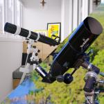 Подбор телескопа по месту размещения и опыту