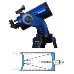 Телескопы Максутова-Кассегрена