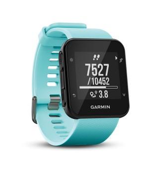 Часы беговые Garmin Forerunner 35 голубые, GPS, встроенный пульсометр