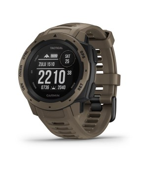 Часы Garmin Instinct Tactical coyote tan (коричневыe)