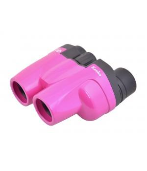 Бинокль Kenko Ultra View 10x25 FMC, розовый