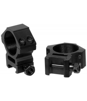 Кольца LEAPERS AccuShot 30 мм, средние, на WEAVER, STM