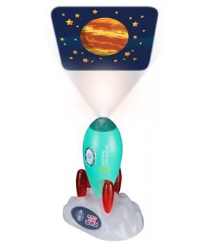 Проектор-ночник Bresser National Geographic «Космическая ракета»