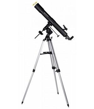 Телескоп Bresser Quasar 80/900 EQ, с адаптером для смартфона