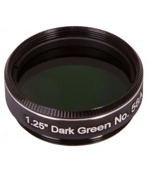 Светофильтр Explore Scientific темно-зеленый №58A, 1,25