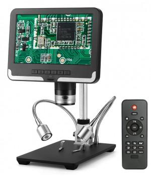 Микроскоп с дистанционным управлением Levenhuk DTX RC2