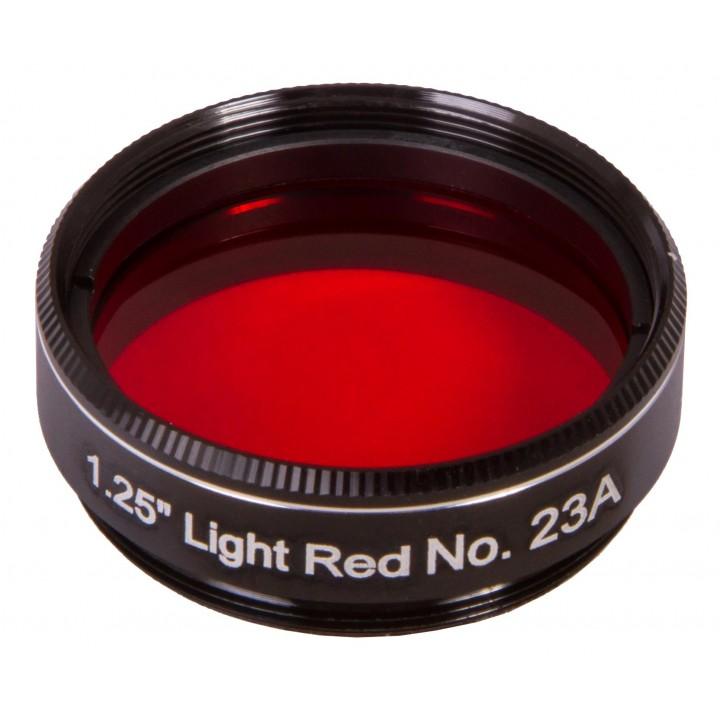 Светофильтр Explore Scientific светло-красный №23A, 1,25