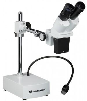 Микроскоп Bresser Biorit ICD CS 5–20x LED