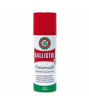 масло Ballistol оружейное, спрей 400 мл