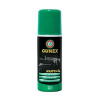 масло Ballistol Gunex 2000 оружейное, спрей 50 мл