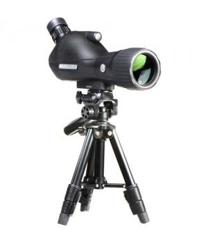 Зрительная труба Leupold SX-1 Ventana 2, 15-45x60mm, серо-черная, Angled Kit