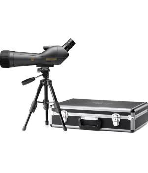 Зрительная труба Leupold SX-1 Ventana 2, 20-60x80mm, серо-черная, Angled Kit