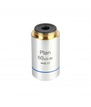 Объектив 60х/0,8 Plan беск./0,17 (М3 U)