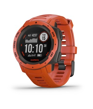 Часы Garmin Instinct Flame Red