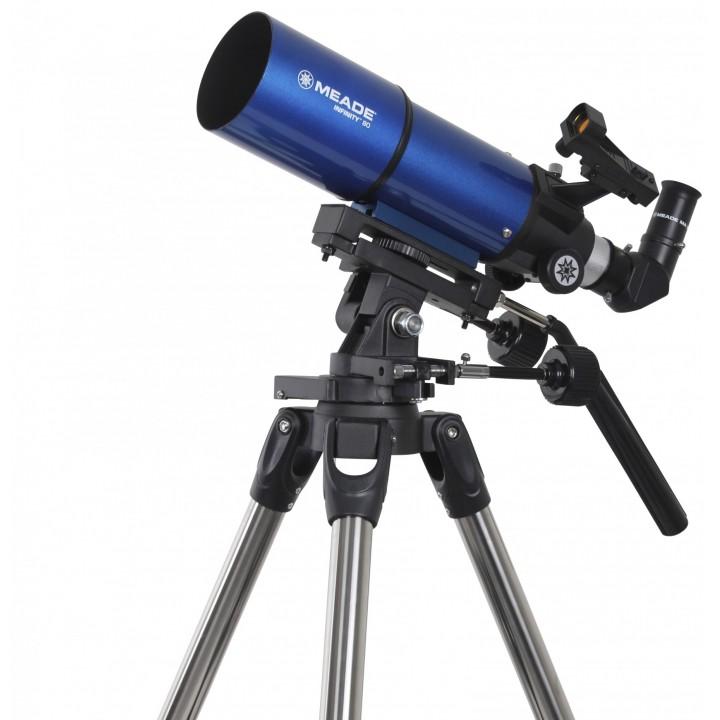 Телескоп MEADE Infinity 80 мм (азимутальный рефрактор)