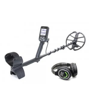 Металлоискатель Nokta Makro Simplex Plus WHP в комплекте с беспроводными наушниками