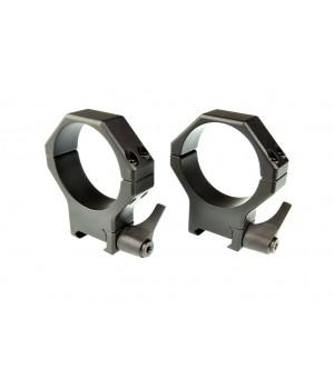Быстросъемные кольца Contessa на Weaver D40mm BH14.5mm, сталь