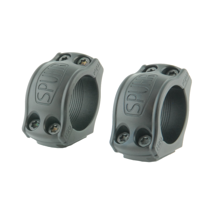 Кольца охотничьи Spuhr D26мм для установки на кронштейн Blaser, H19мм