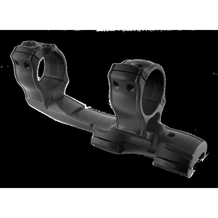 Кронштейн Spuhr D30мм для установки на Picatinny, H38мм, Hunting без наклона, с выносом