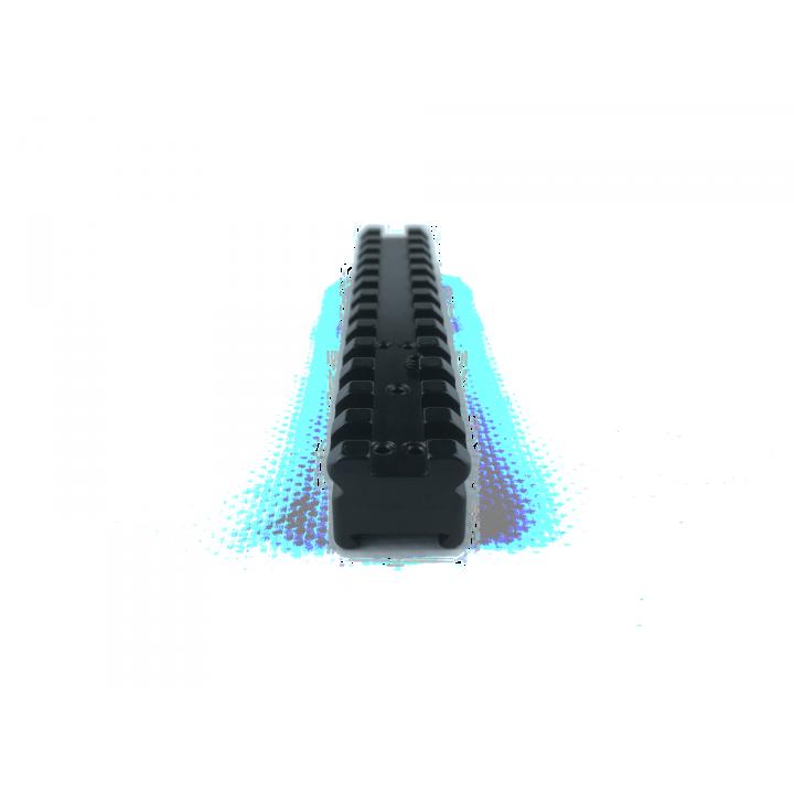 Планка Rusan Weaver Baikal IZH,Super Brno удлиненная  (14,5мм)