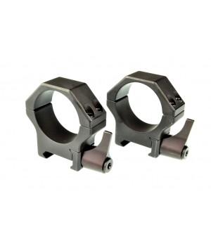 Быстросъемные кольца Contessa на Weaver D30mm BH8mm (SPP02/A/SR пара) сталь