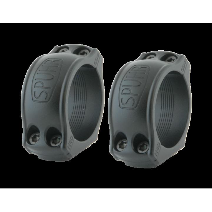 Кольца охотничьи Spuhr D34мм для установки на кронштейн Blaser, H23мм