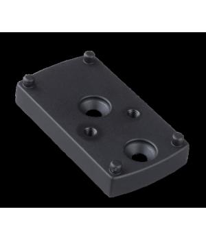 Адаптер для установки коллиматорных прицелов Burris Fastfire и Docter Sight  на кронштейны Spuhr