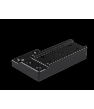 Адаптер для установки коллиматорных прицелов Aimpoint Micro на кронштейны Spuhr