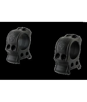 Кольца охотничьи Spuhr D26мм для установки на Picatinny, H25.4мм