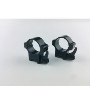 Кольца Rusan быстросъемные Prism 11мм на 25,4мм H12 рычажные