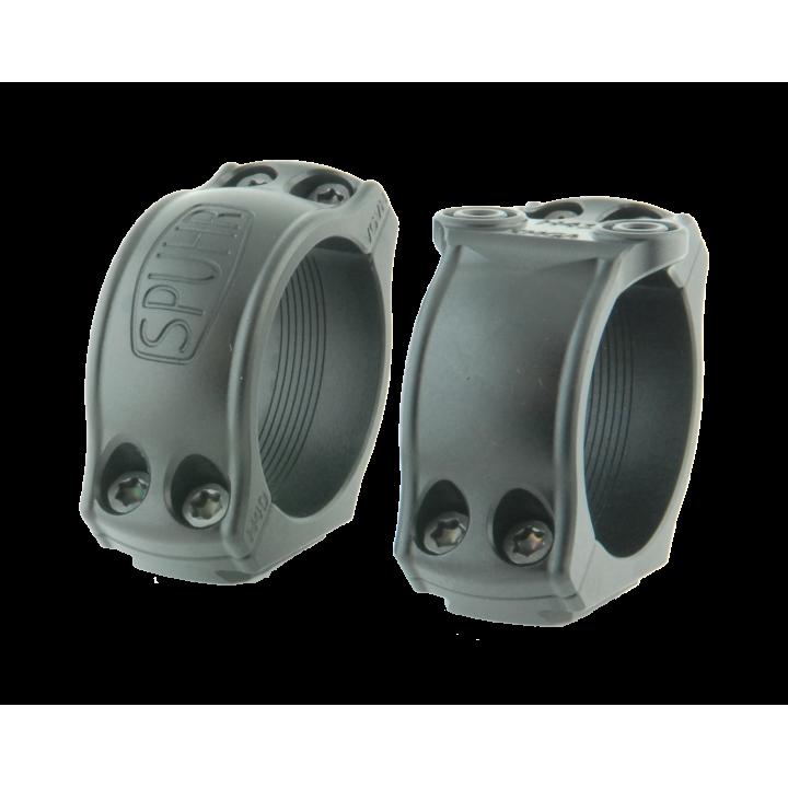 Кольца охотничьи Spuhr D34мм с одним интерфейсом для установки на кронштейн Blaser, H23мм