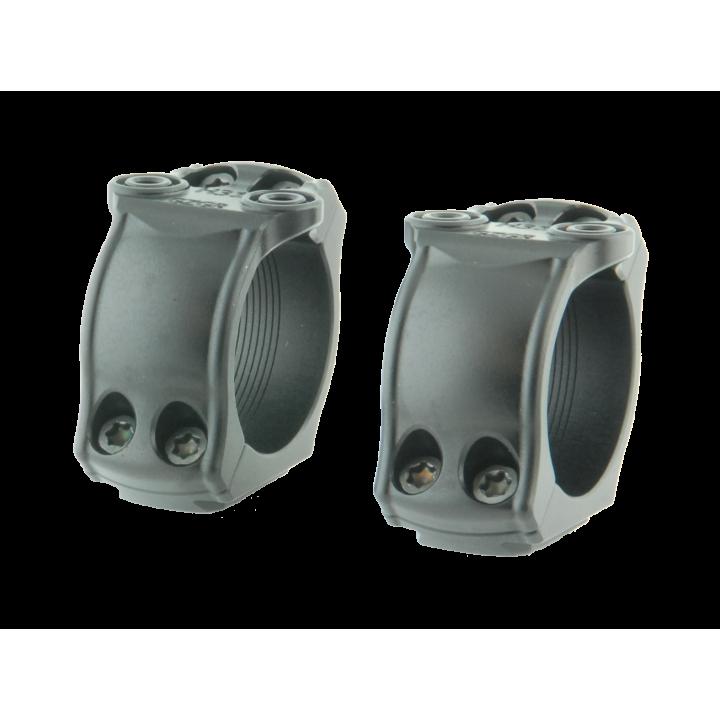 Кольца охотничьи Spuhr D30мм с одним интерфейсом для установки на кронштейн Blaser, H21мм