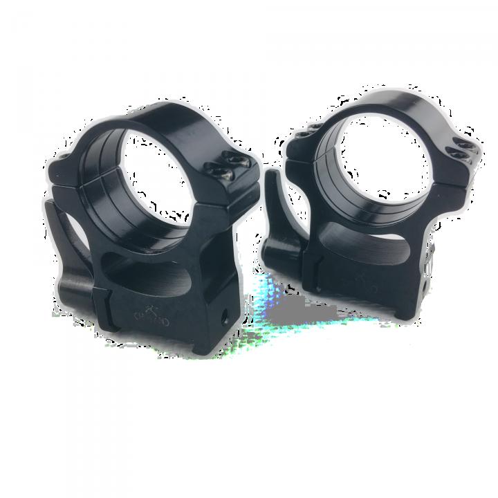 Кольца Rusan быстросъемные Prism 19мм (CZ550) на 25,4мм H19 рычажные
