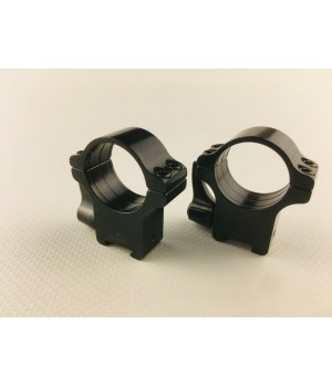 Кольца Rusan быстросъемные Prism 11мм на 25,4мм H15 рычажные