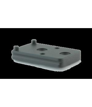 Адаптер  для установки коллиматорных прицелов Trijicon RMR на кронштейны Spuhr