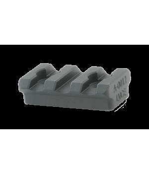 Верхнее основание (планка) Picatinny 10x35 для установки на кронштейны Spuhr