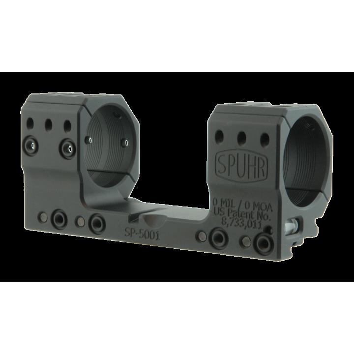 Тактический кронштейн SPUHR D35мм для установки на Picatinny, H30мм, без наклона