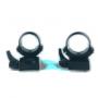 Кронштейн с кольцами Rusan быстросъемный раздельный 19мм (CZ550) на 30мм H15