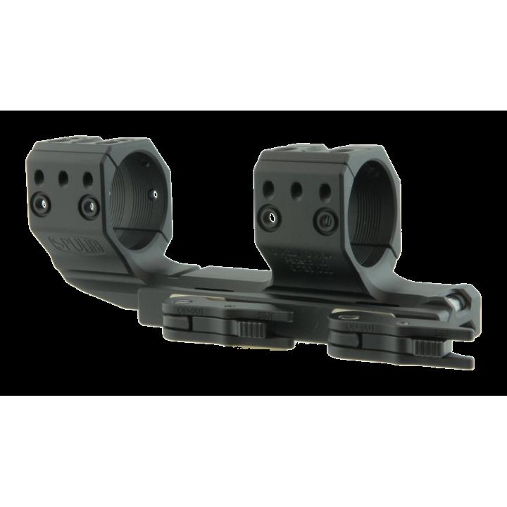Тактический быстросъемный кронштейн Spuhr D34мм для установки на Picatinny, H34мм, без наклона, с выносом