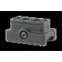 """Быстросъемный кронштейн Spuhr для Trijicon MRO Mount, Absolute, 38 mm/1.5"""" на Picatinny, H38 mm"""