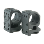 Тактические кольца Spuhr D30mm для установки на Picatinny, H34мм,без наклона (SR-3006)