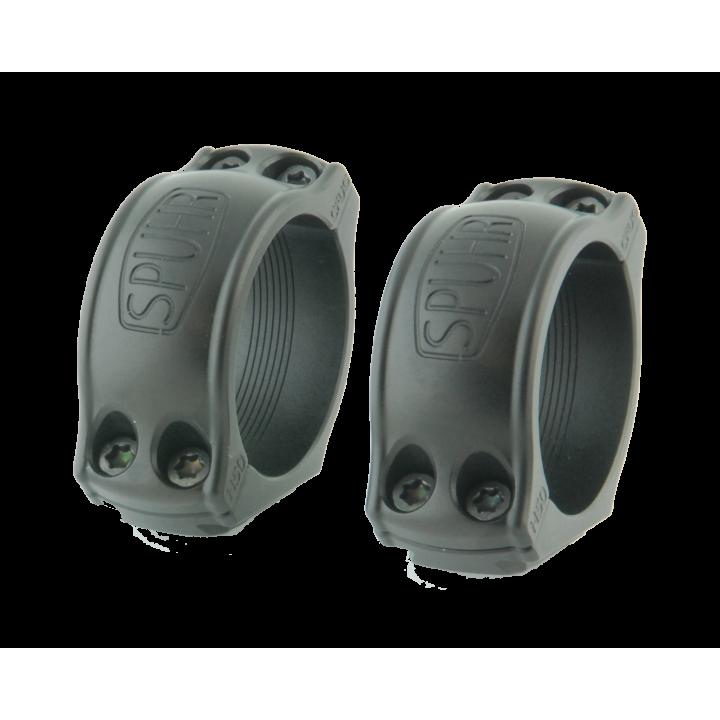 Кольца охотничьи Spuhr D35мм для установки на кронштейн Blaser, H23мм