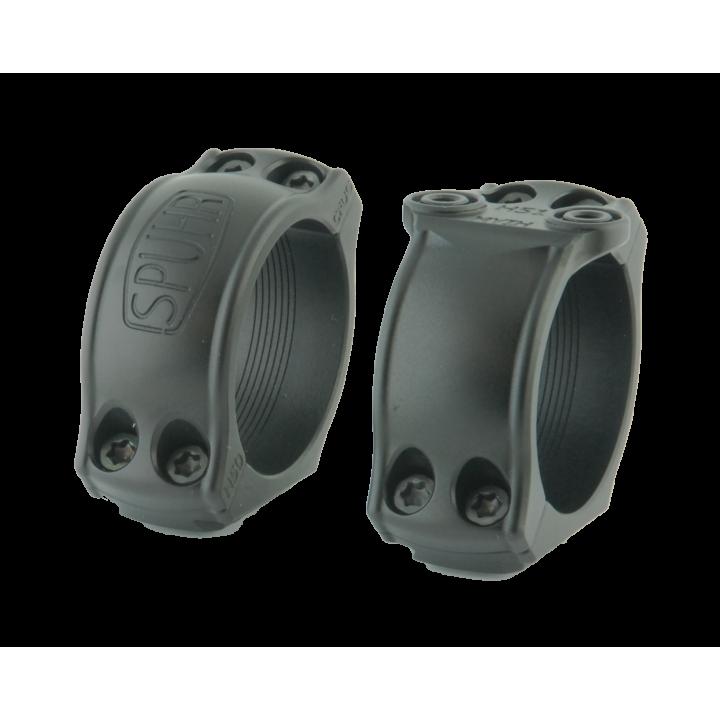 Кольца охотничьи Spuhr D35мм с одним интерфейсом для установки на кронштейн Blaser, H23мм