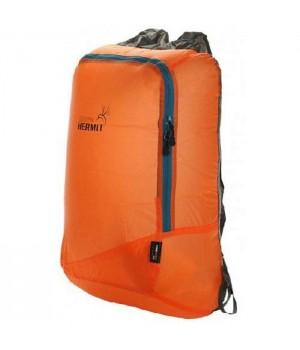 Рюкзак водоотталкивающий, ультралёгкий Green-Hermit Ultralight-Daypack 25, 63г/25л. SUNGLOW ORANGE, CT122521